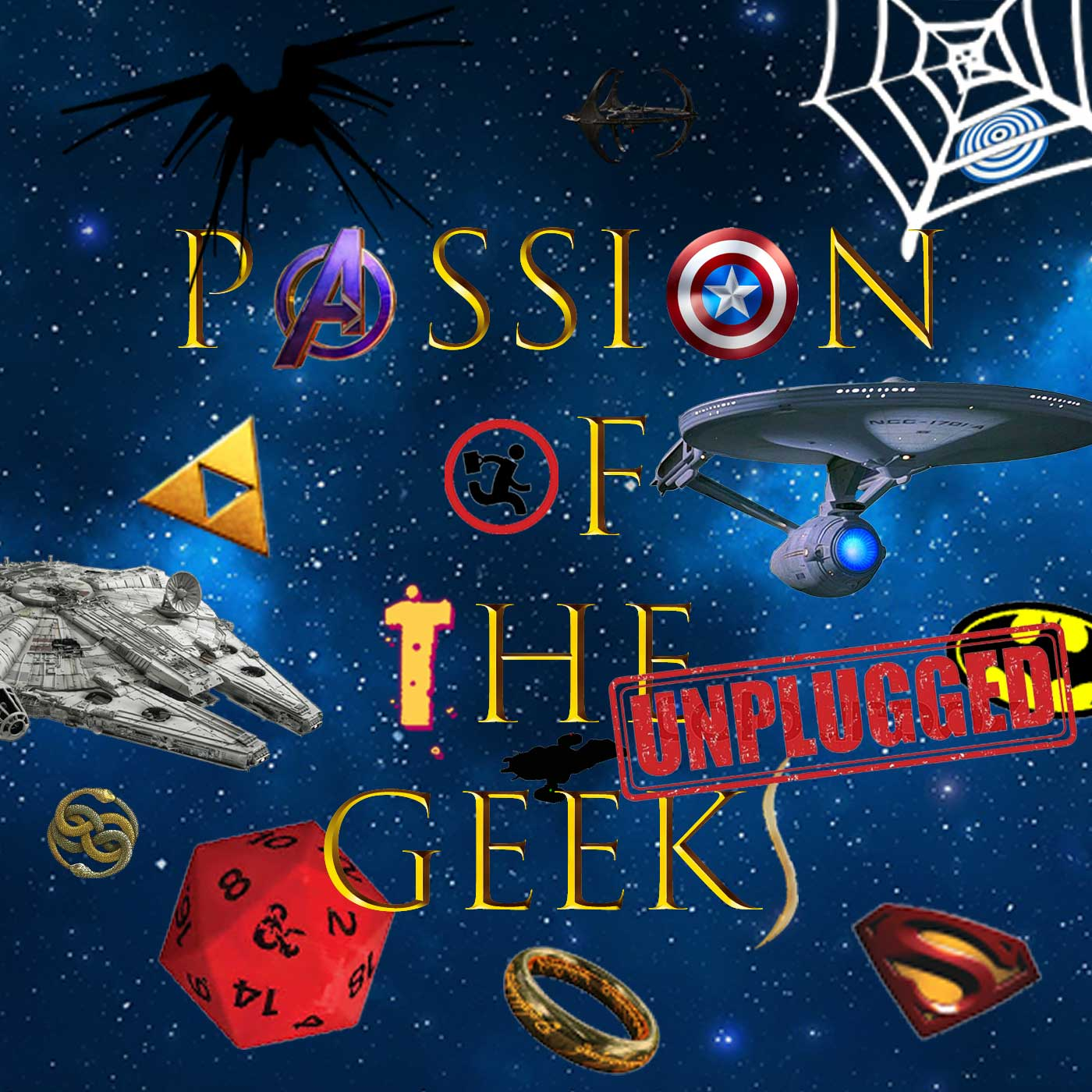 Passion of the Geeks - Unplugged